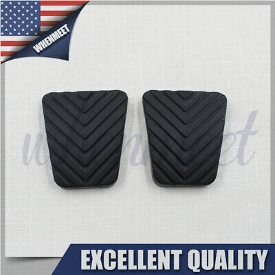 NEW Rubber Clutch Brake Pedals Rubber Pad 2Pcs For Hyundai Elantra Sonata Tucson