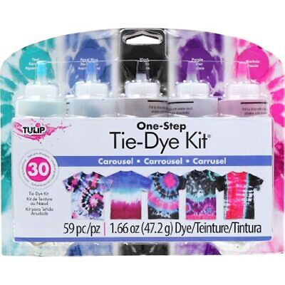 Tulip One-Step Tie-Dye Kit Carousel Colors