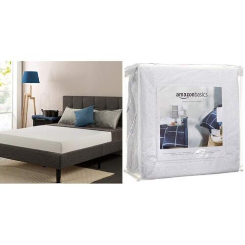 Zinus Sleep Master Ultima Comfort Memory Foam 8 Inch Mattres