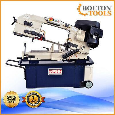 9 X 12 Inch 1.5 Hp Band Saw Horizontal Metal Cutting Bandsaw Bs-912b Bandsaw