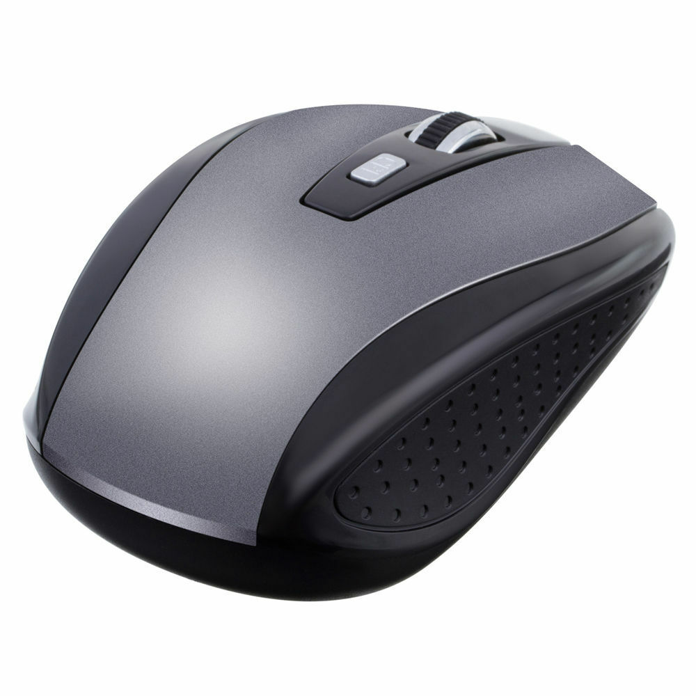 2.4GHz High Quality Wireless Optical Mouse/Mice + USB 2.0 Receiver for PC Laptop Computers/Tablets & Networking