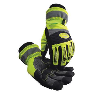 Caiman 2991-7 Cold Protection Glovesknit Wrist2xlpr