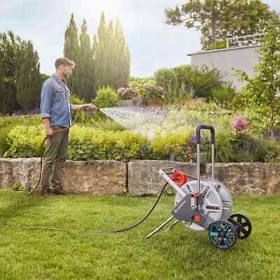 Hose Cart Aquaroll Water Hose Garden Accessories Terrace Lawn Maintenance