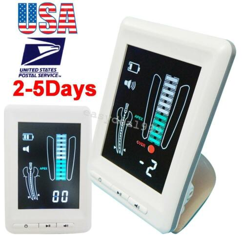4.5''Dental Endodontic Apex Locator Root Canal Finder Meter Color LCD Display CE