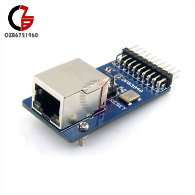 Dp83848 Ethernet Module Physical Layer Transceiver Rj45 Connector Interface Kits