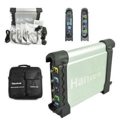 Hantek Dso3064 4ch 60mhz 200msas Automotive Diagnos Pc Oscilloscope Generator