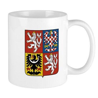 CafePress Czech Coat Of Arms Mug 11 oz Ceramic Mug