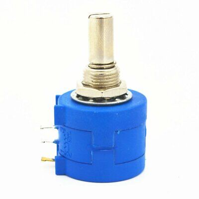 10 Turn Bourns Rotary Wirewound Precision Potentiometer Pot 3590s-2-202l 2k Ohm