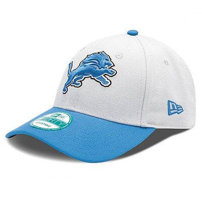 Detroit Lions NFL Adult 9FORTY New Era Adjustable Cap