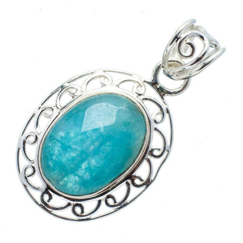 Natural gemstone pendant ebay aloadofball Image collections