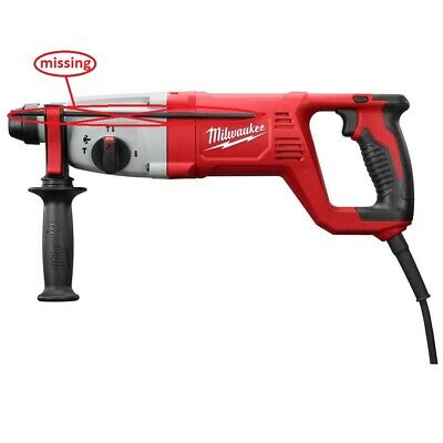 Milwaukee 8 Amp Corded 1 In. Sds D-handle Rotary Hammer