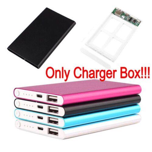 Ultrathin 5000mAh External Battery Charger Power Bank Case K