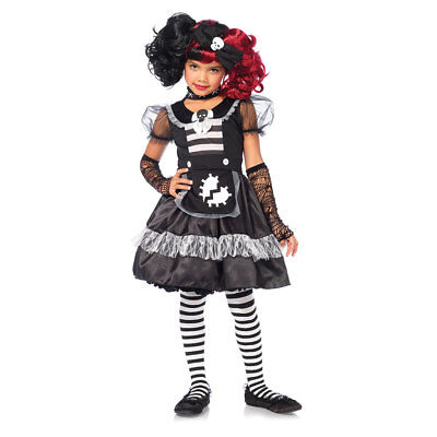 Doll Halloween Costumes For Girls (Girls Rebel Rag Doll Halloween)