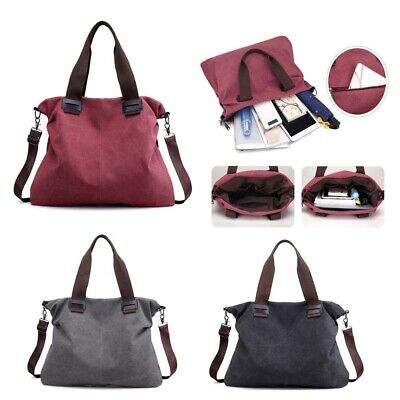 Handbag Crossbody Bag Messenger Shoulder Hobo Bag Casual Canvas Bag Women Lady Business Casual Handbags