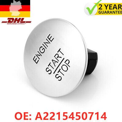 Engine Start Stop Knopf Drucktaster Für Mercedes C CLA E GLE ML R S mit KLG