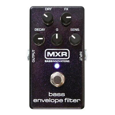 NEW MXR M-82 M82 Bass Envelop Filter Effects Pedal