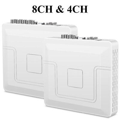 - 4CH /8CH AHD DVR H.264 Video Record DVR Hybrid 5-in-1 (NVR AHD TVI CVI Analog)