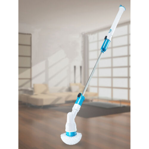 Turbo Scrub Cordless Cleaning Brush Handheld Rechargeable