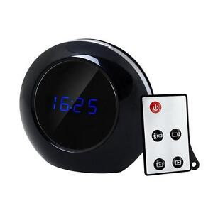 $39.97 - HD Remote Camcorder Alarm Clock Video Motion Camera DVR Digital Video Recorder