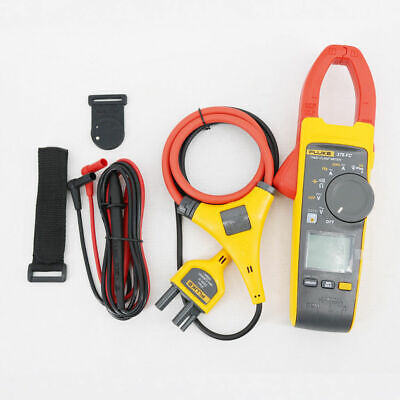 Fluke 376-fc True Rms Acdc Clamp Meter With Iflex A Nist-traceable Calibration