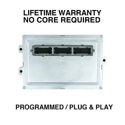 (Engine Computer Programmed Plug&Play 2002 Jeep Liberty 56041606AG 3.7L AT PCM)