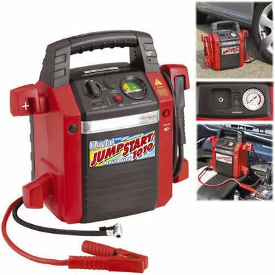 Clarke JumpStart 1010 - 12V Engine Starter With Air Compressor 6240035
