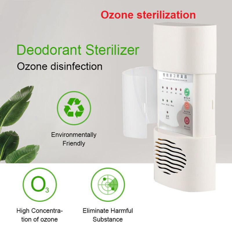 Air Ozonizer Air Purifier Home Room Deodorizer Ionizer Generator Sterilization