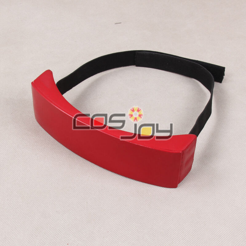 "Cosjoy 7"" Guilty Gear Sol Badguys Headband PVC Cosplay Prop-1167"