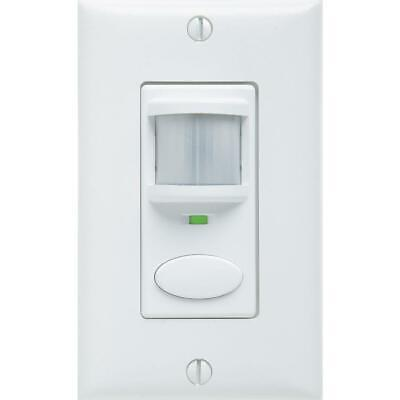 Lithonia Lighting Decorator Motion Sensing Self-contained Relay Wall Switch 87