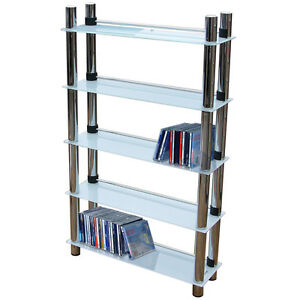 5-Tier-DVD-Blu-ray-CD-Media-Storage-Shelves-MS2415