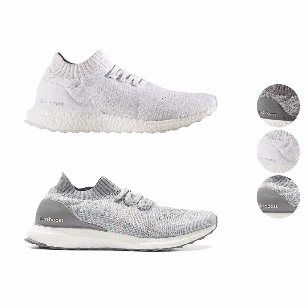 Adidas Ultra Boost UltraBOOST Uncaged Men's Shoes BY2550 (Grey) BY2549 (White)
