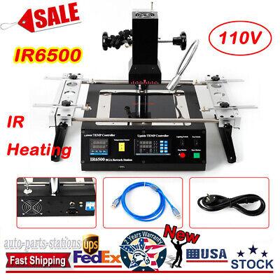 Infrared Ir6500 Bga Soldering Rework Station Reballing Machine For Xbox 360 Ps3