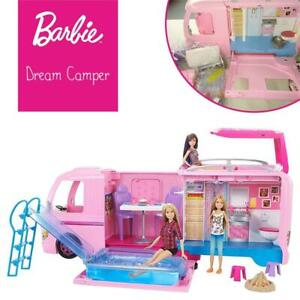 NEW Barbie Camper Condtion: New