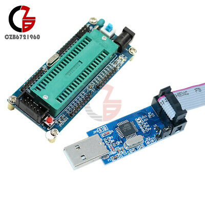 Avr Minimum System Board Atmega32 Atmega16 Usb Isp Usbasp Programmer For Atmel