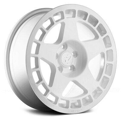 fifteen52 Turbomac 17x7.5 5x100 30mm ET 73.1mm Center Bore Rally White Wheel f
