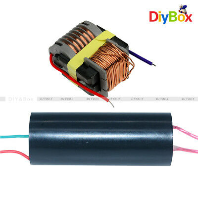 Dc 3v-6v To 400kv 400000v Boost Step-up 15kv High-voltage Generator Inverter