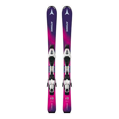 2019 Atomic Vantage X Girl 100-120 Skis w/ C5 Bindings-120