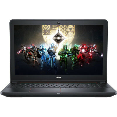 "NEW Dell Inspiron 15.6"" NVIDIA GTX 1050 Intel Core i5-7300HQ 3.5GHz 8GB 1TB HDD"
