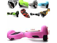 "Silicone Rubber Protective Case Cover For 6.5"" Self Balancing Scooter Hoverboard"