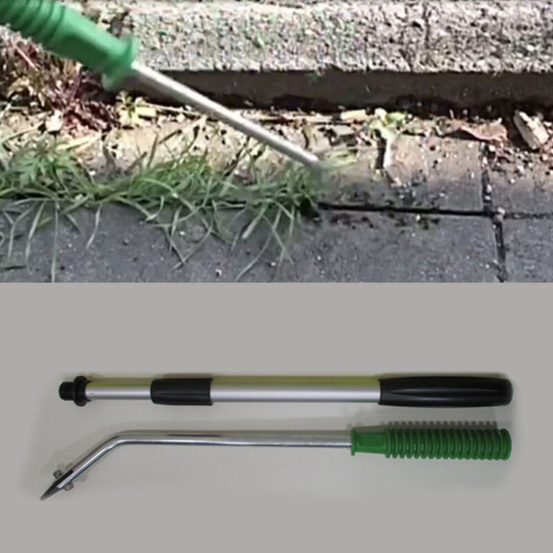 Garden Remove Weed Hand Tools Weeding Remover Pull For Outdoor Yard Weeder US
