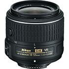 Nikon NIKKOR Nikkor 18-55mm Focal Camera Lenses