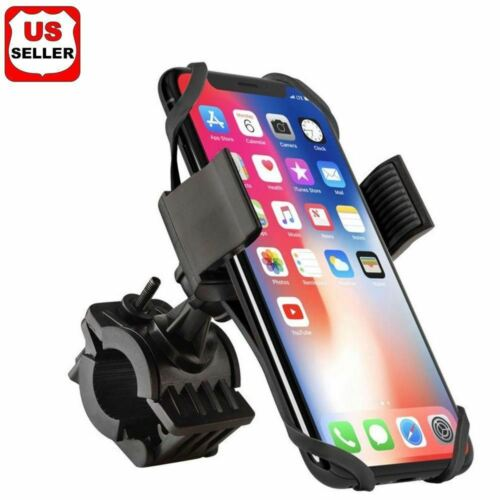 Motorcycle Bicycle MTB Bike Handlebar Mount Holder Universal For Cell Phone GPS Cell Phone Accessories