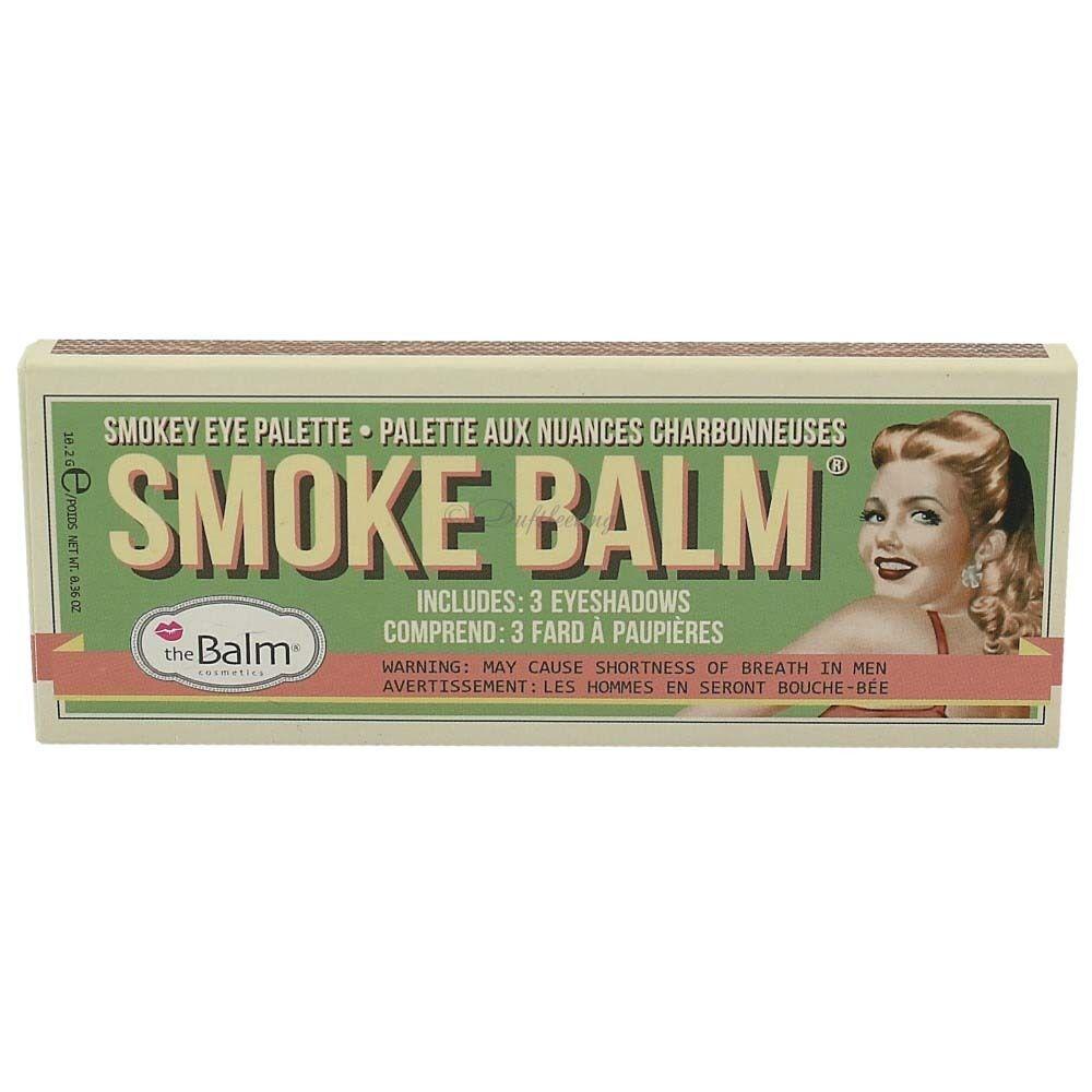 Thebalm Smoke Balm Smokey Eye Palette 0