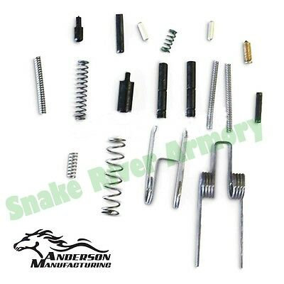 Anderson Manufacturing Oops  Kit Lower Parts Kit Springs And Detent Mil Spec
