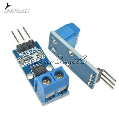 Acs712 M61 Range Current Sensor Pcb Board Module 5a 5v For Arduino