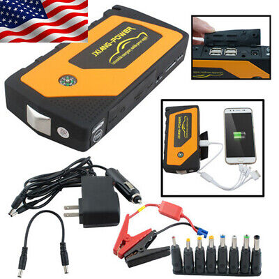 Best 69800mAh Auto Car Jump Starter Pack Booster Charger Battery Power Bank (Best Car Jump Starter Power Bank)