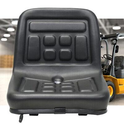 Universal Adjustable Seat For Tractor Dumper Forklift Mower Plant Digger Durable