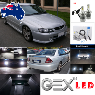 Holden Commodore VY/VZ LED Exterior Interior Conversion Kit(18pcs) Casula Liverpool Area Preview