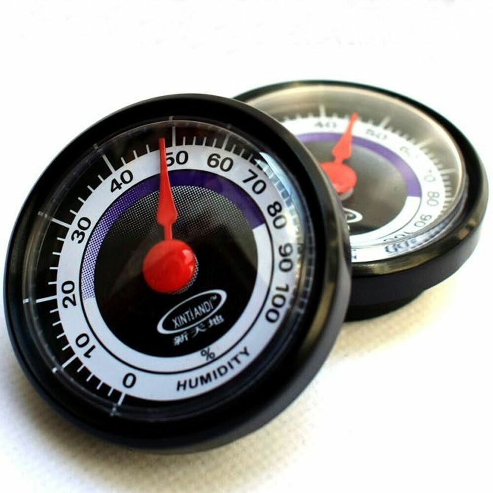 1 Pc Indoor 0-100% Portable Accurate Durable Analog Hygromet