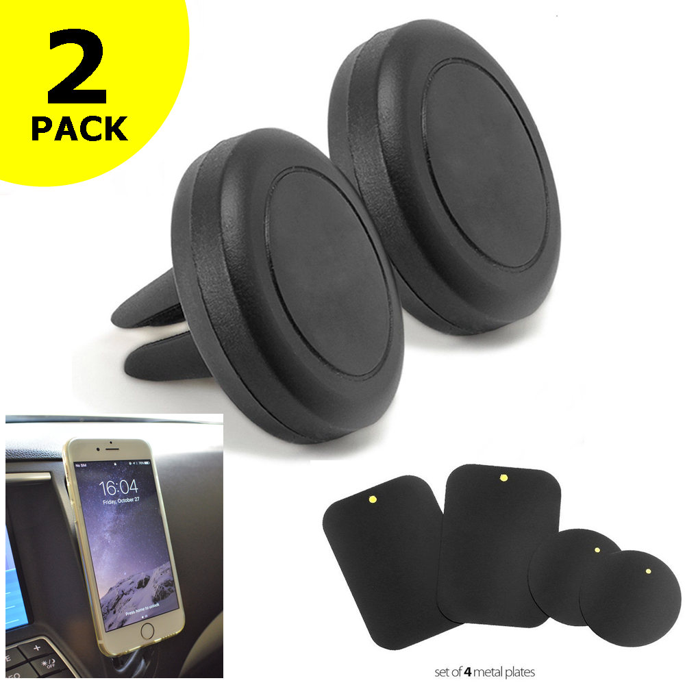 Magnetic Car Air Vent Mount Universal 360° Holder for iPhon